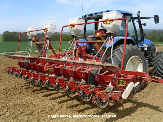 Precision Seeders