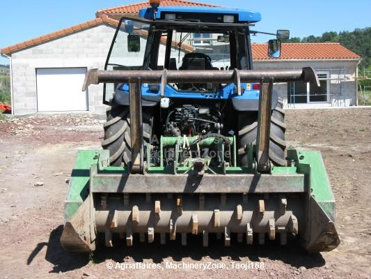 Forestry mower